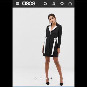 Brand new ASOS Tuxe Dress